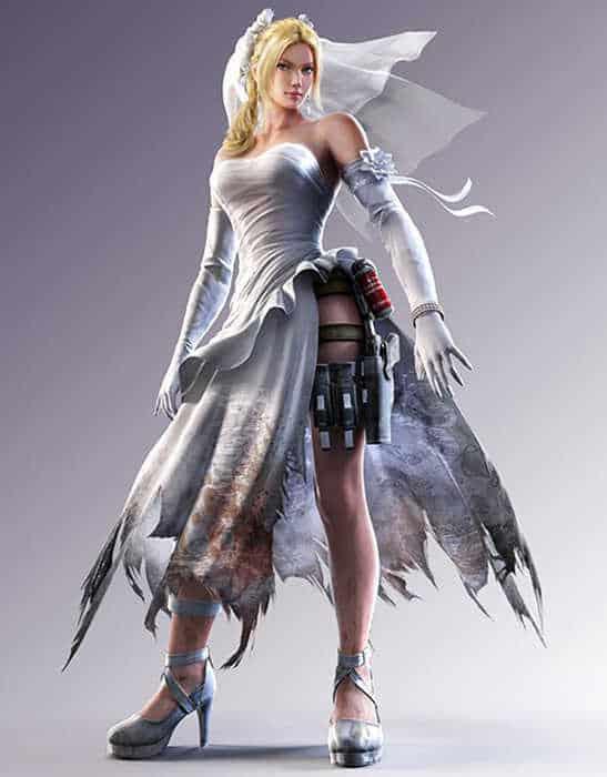 Nina Williams Tekken 7: Fated Retribution