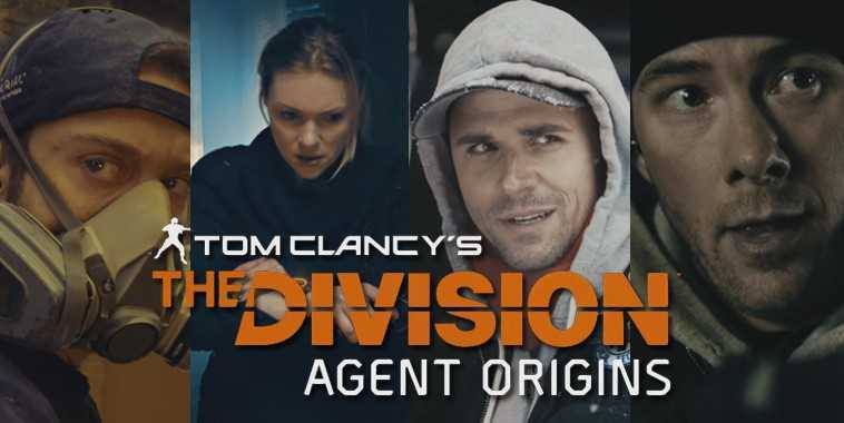 The Division: Agent Origins on YouTube