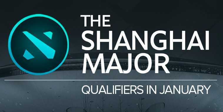 The Shanghai Major Qualifier