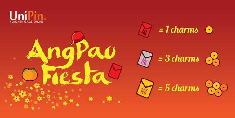 Angpau Fiesta UniPin