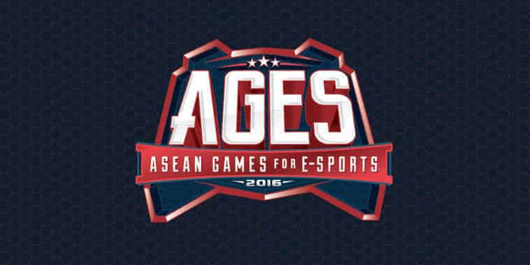 ASEAN Games for Eposrts 2016