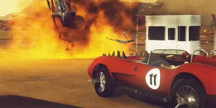Carmageddon: Max Damage Console Trailer