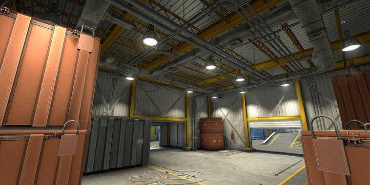 CS:GO - Nuke New Look