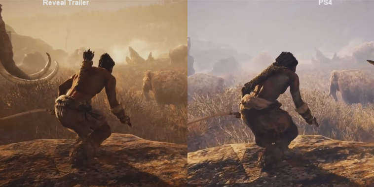 Far Cry Primal Comparison