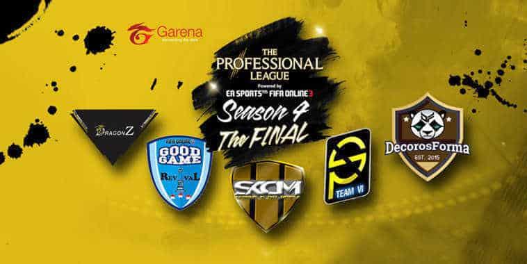 FIFA Online 3 Pro Season 4