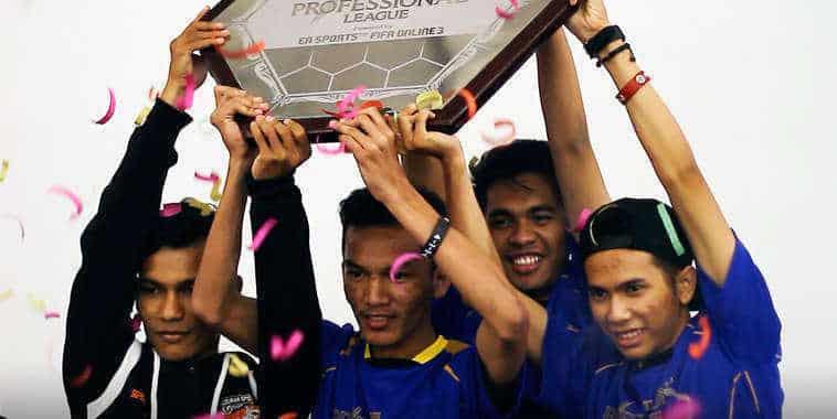 FIFA Online 3 Pro League Season 4 - Medan Suzuran