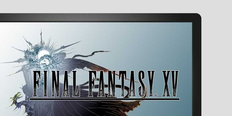 Final Fantasy XV PC Illustration