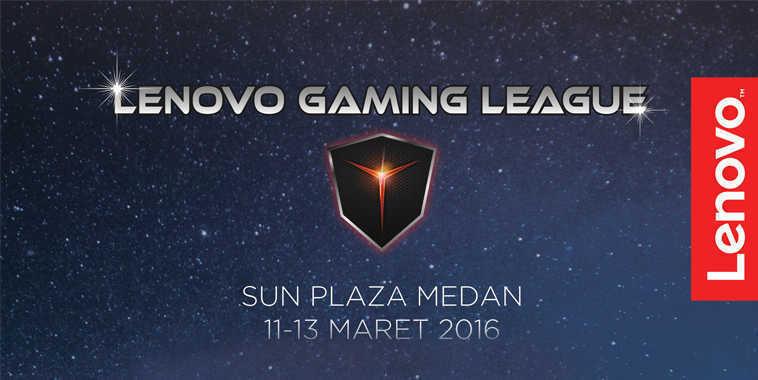 Lenovo Gaming League Medan