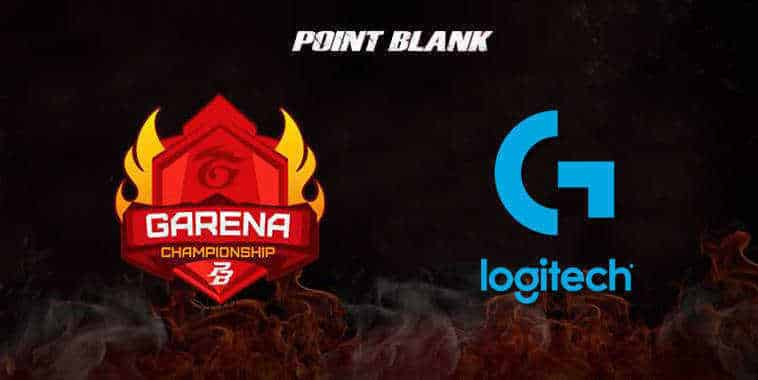 Point Blank Garena Championship 2016 with Logitech