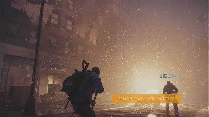 The Division 60fps PC