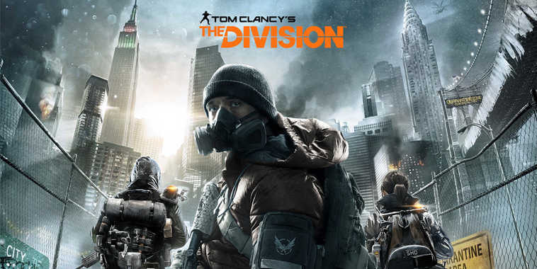 The Division Beta Wallpaper