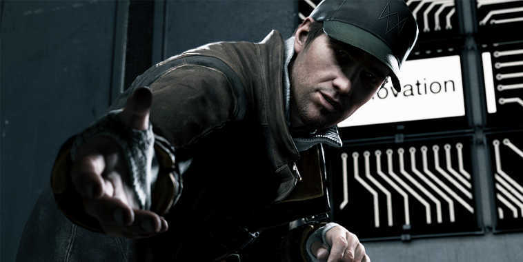 Watch Dogs Screenshoot