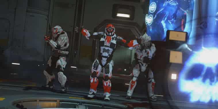 DOOM Multiplayer Mode