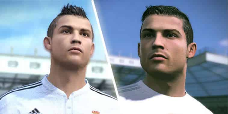 FIFA Online 3 New Ronaldo