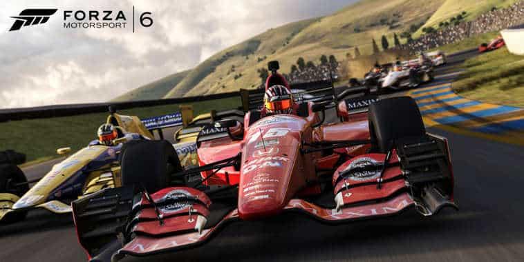 Forza Motorsport Tournament Promo