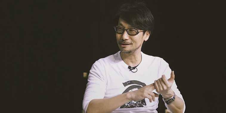 Hideo Kojima on HideoTube E2