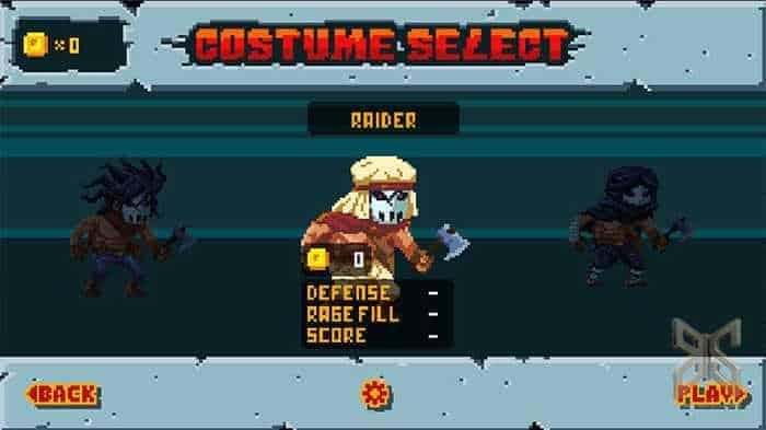 kadek update new costume