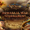 kurusetra-the-mighty-war-dewaraja-war-tournament-cover