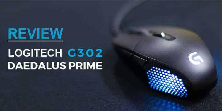 Logitech G302 Daedalus Prime Review