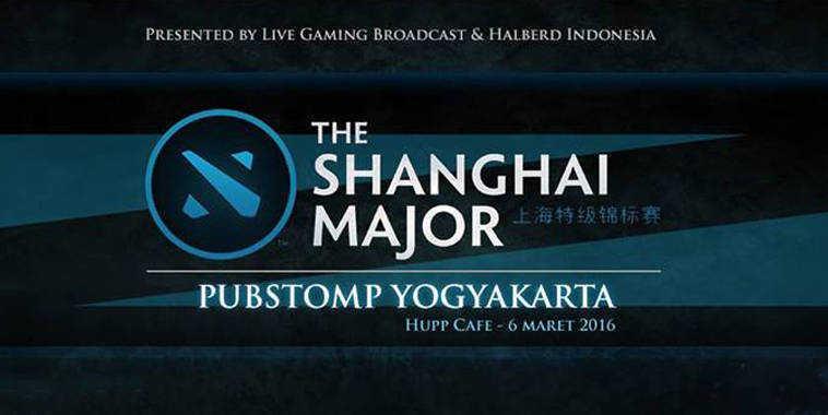 Pubstomp Shanghai Major Yogyakarta
