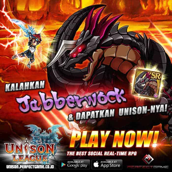 unison league indonesia special update event jabberwork