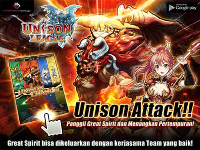 unison league indonesia unison attack