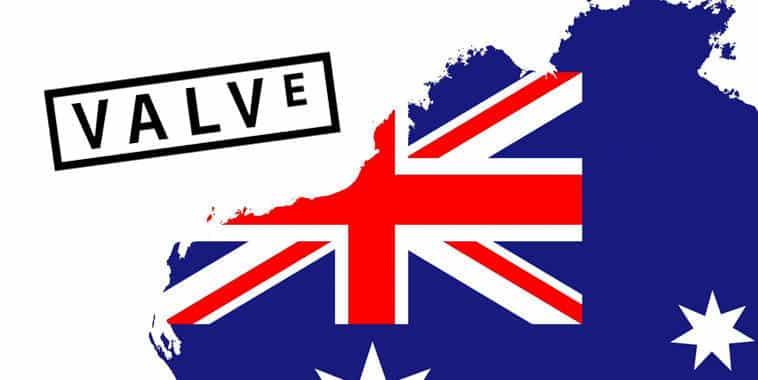 Valve - Australia