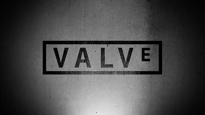 Valve grey logo