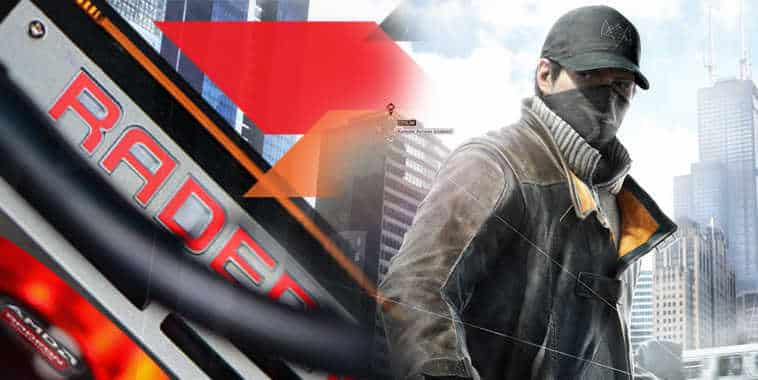 Watch Dogs - AMD