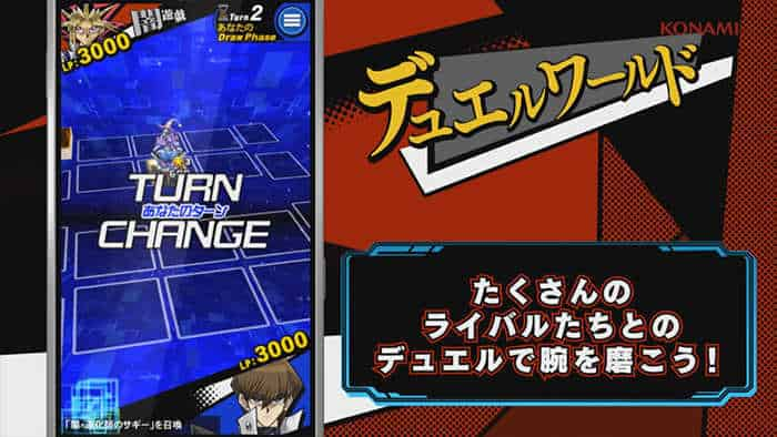 yu gi oh duel links gameplay