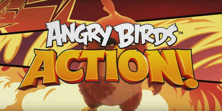 Angry Birds Action: Ketika Angry Birds Digabung dengan Gameplay Pinball