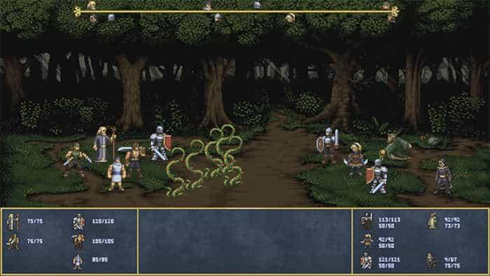 chronicle of ruin gameplay