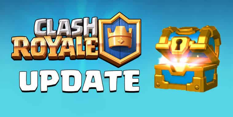 Clash Royale May Update