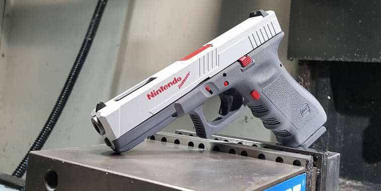 Nintendo Glock