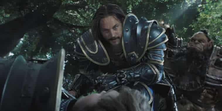 Warcraft Movie Trailer 2