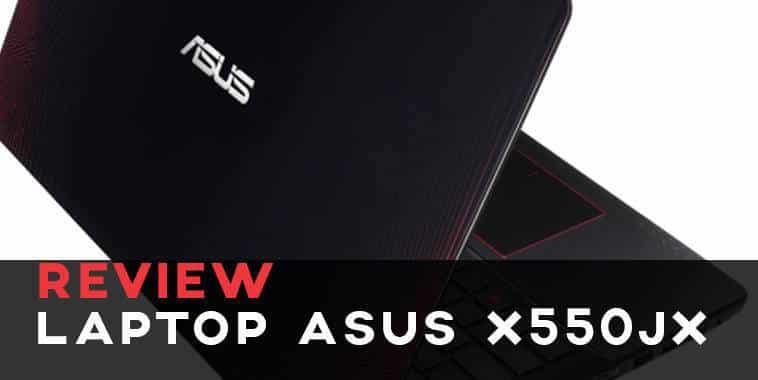 ASUS X550JX