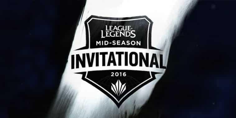 Mid Season Invitational 2016