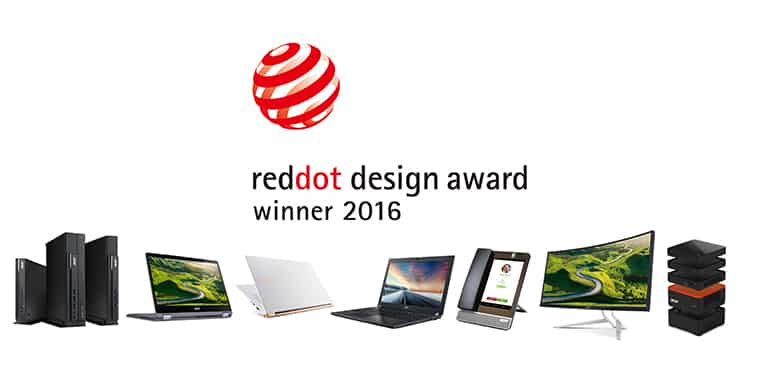 Red Dot Design Awards 2016