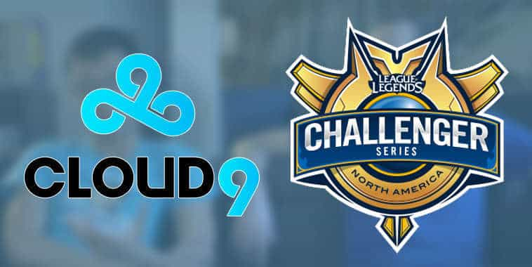 Cloud9 on Challenger Series