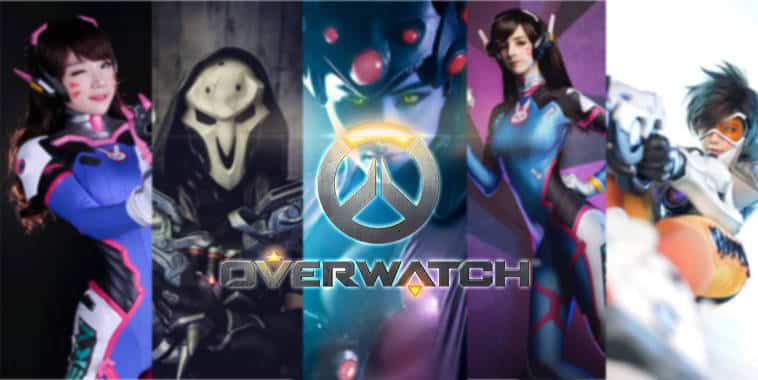 5 Best Cosplay Overwatch (INIGAME)