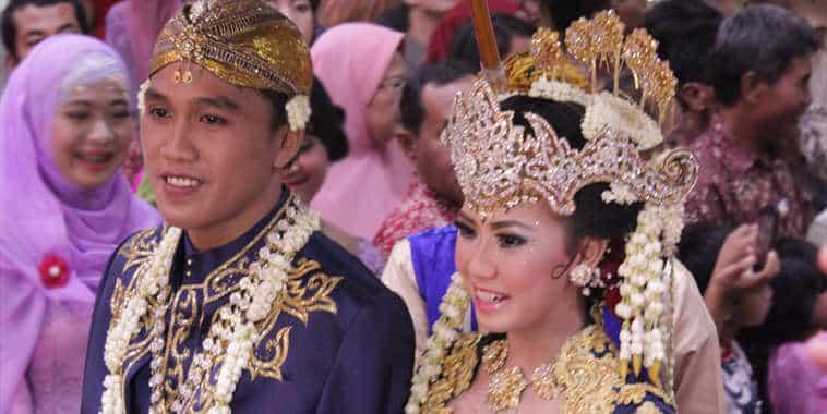 Deny & Septi Wedding Day