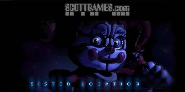 FNaF Sister Location Trailer
