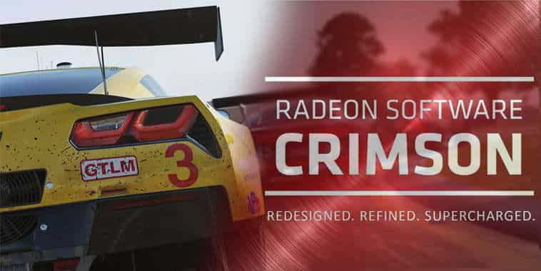 Forza Motorsport 6: Apex - AMD Support