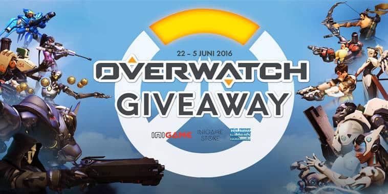 Giveaway Overwatch Origin Edition Gratis
