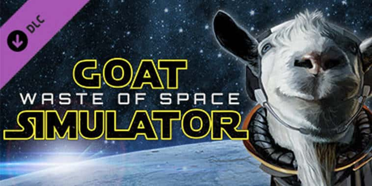 Goat Simulator akan Pindah Ke Luar Angkasa dalam DLC Terbarunya