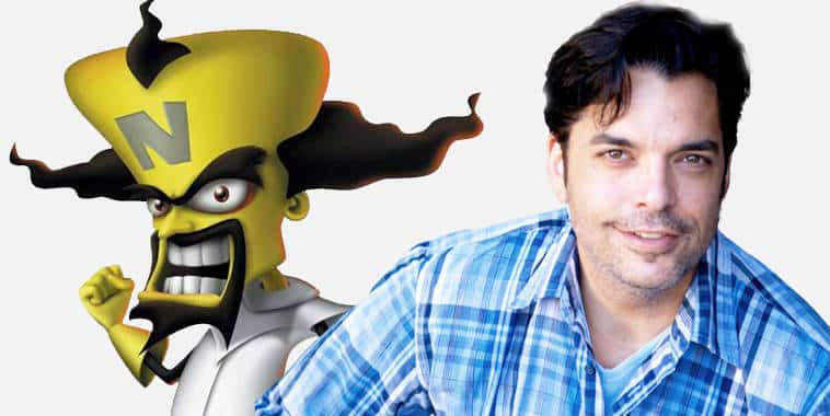 Lex Lang as Dr. Neo Cortex