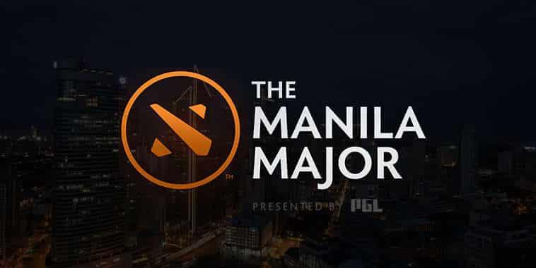 Manila Major Group Stage Sudah Diumumkan