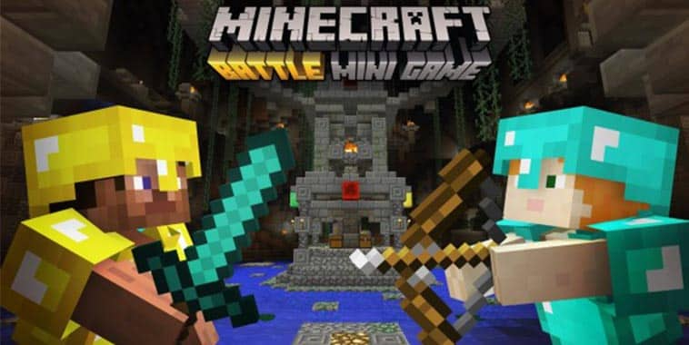 Fitur Battle, Minecraft akan Jadi Game Kompetitif