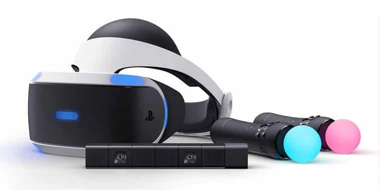 PlayStation VR Complete Bundle