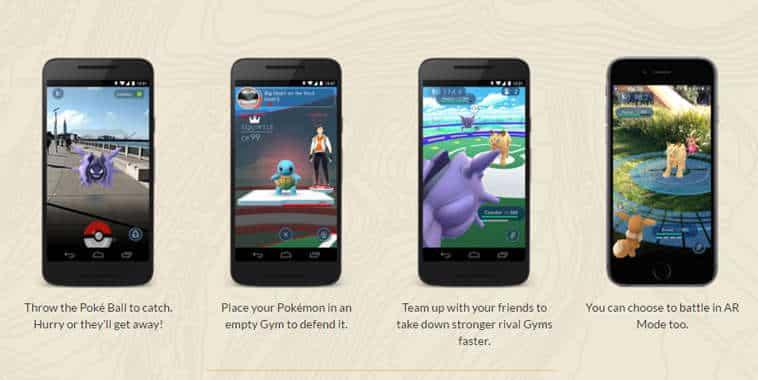 Pokemon GO New Screenshot